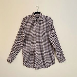 St. Croix Men's Long Sleeve Dress Shirt- M…